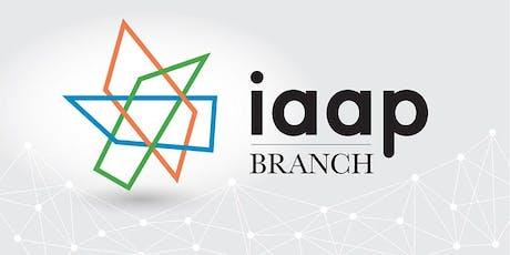 IAAP Bermuda Branch - 25th Anniversary tickets