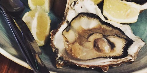 Oyster Tasting - The Pacific Oysters of Britain