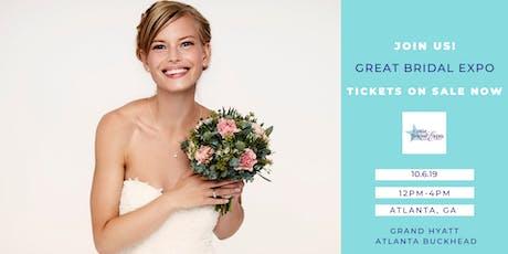 Great Bridal Expo - Atlanta, GA tickets