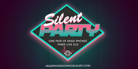 Silent Party at Fatty's Pub & Grill (HeadphonesOnWorldOff) tickets