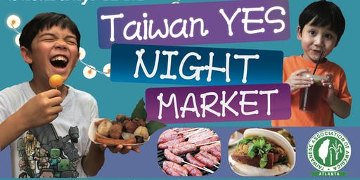 2019 Taiwan Yes Night Market ATL