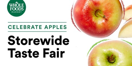 Celebrate Apples:  Storewide Taste Fair tickets