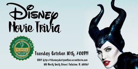 Disney Movie Trivia at Durty Nellies tickets