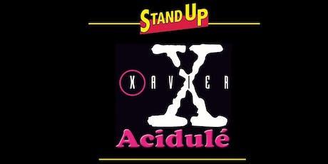 One man - stand up - Acidulé 02 octobre 2019 billets