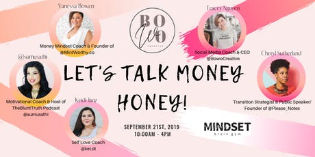 Toronto Boss Women Workshop: Let's Talk Money, Honey! tickets