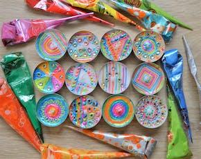 Mindfulness Tea Light Design Workshop tickets