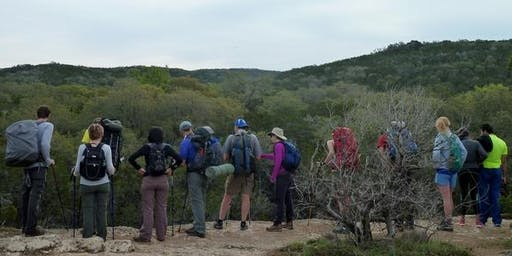 Hiking & Backpacking: the First Step