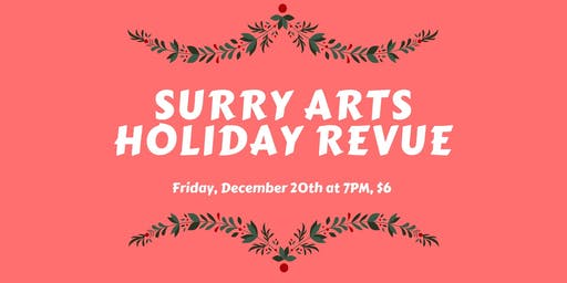 Holiday Revue 2019