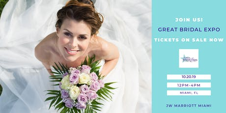 Great Bridal Expo - Miami, FL tickets