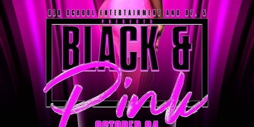 Black & Pink Party