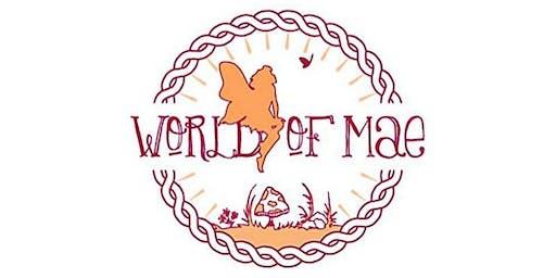 MEDITATIVE YOGA TO BENEFIT WORLD OF MAE