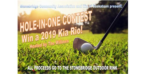 Stonebridge Community Association/Kia of Saskatoon Hole-In-One Contest