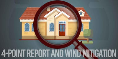 Review on 4-Point Report and Wind Mitigation for Homeowners Insurance