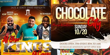 The All Ohio Kings of Comedy & All Ohio Chocolate City Affair tickets