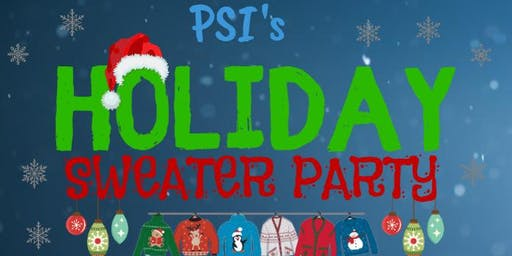 PSI's Holiday Sweater Party