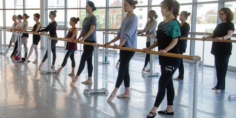Free Adult Beginner Ballet 1 Class, Ages 18+ tickets