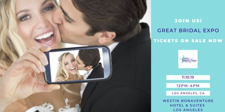 Great Bridal Expo - Los Angeles, CA tickets
