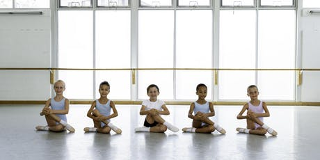 Free Creative Movement Class, Ages 3-5 tickets