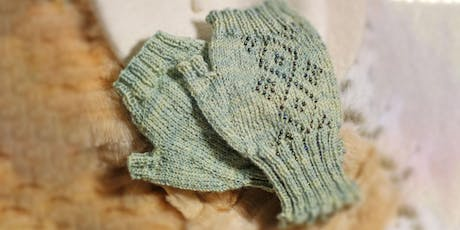 Beaded Mittens Workshop with Fiona Morris tickets