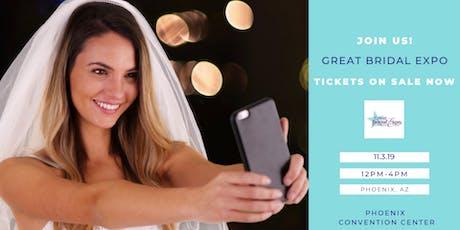 Great Bridal Expo - Phoenix, AZ tickets