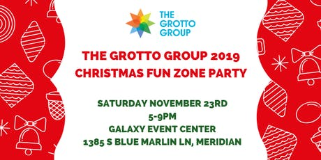 The Grotto Group 2019 Christmas Fun Zone Party tickets