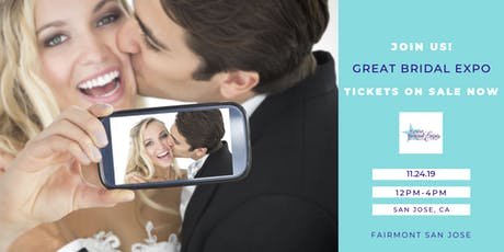 Great Bridal Expo - San Jose, CA tickets