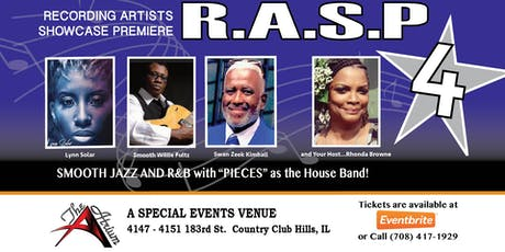 RASP 4-Recording Artist Showcase Premier tickets