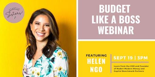 Budget Like a Boss: Make More Money with Revenue Goals [Business Webinar]