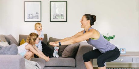 Postpartum Fitness tickets