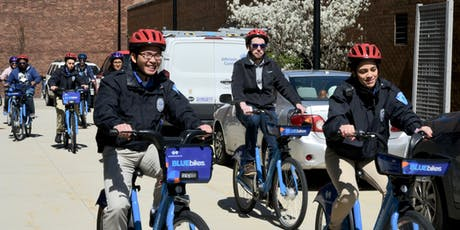 UMass Boston Bluebikes Group Ride! tickets