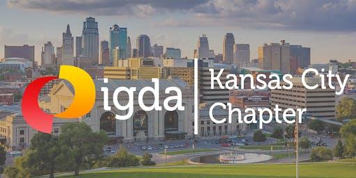 October, 2019, KC International Game Developers Assoc. (IGDA) Meeting