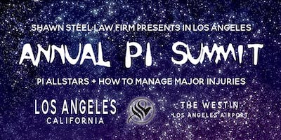 Shawn Steel Law Firm's Annual PI Summit - PI Allstars