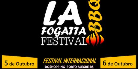 La Fogatta Festival BBq  AMERICAN BARBECUE ingressos