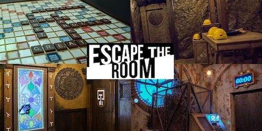 Scholars Escape the Room