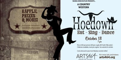 Country Western Hoedown - Eat - Sing - Dance