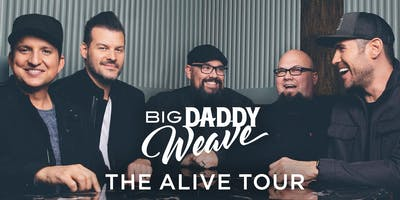 Big Daddy Weave - Alive Tour