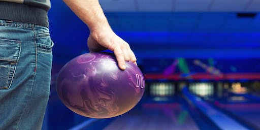 Get a reservation for Unlimited Glow Bowl for up to 6 bowlers $54.99