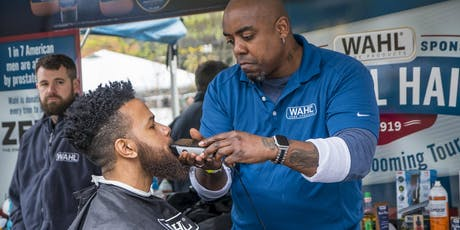 Wahl Offering Free Facial Hair Trims at Gaslamp Square tickets