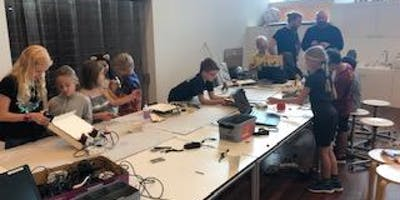 NewTechKids 2019 Christmas Vacation Bootcamp for 7-12 Yrs: 4 daily workshops (Dec. 27-30, 2019)