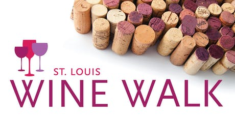 St. Louis Wine Walk tickets