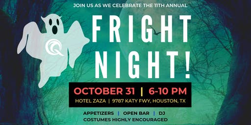 Quest Trust Company's Annual FRIGHT NIGHT!