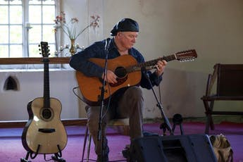 Music at the Mansion: Gerry O'Beirne with Anna Bosnick & David Sidman tickets