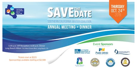 Southern California Water Coalition Annual Dinner tickets