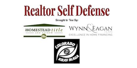 Realtor Self Defense tickets