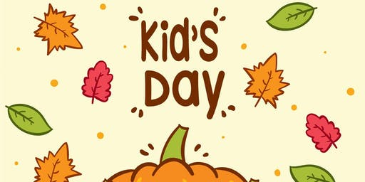 Kid's Day @ Fall Fest