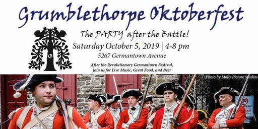 Grumblethorpe Oktoberfest in Revolutionary Germantown