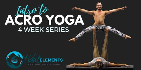 Acro Yoga 4 Week Series- Vernon tickets