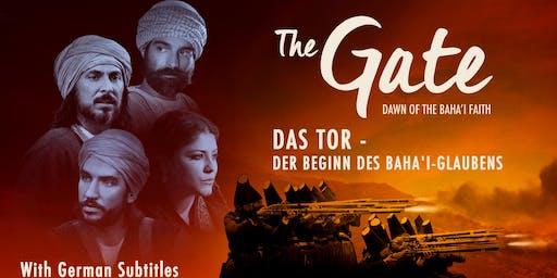 """""""Das Tor: Der Beginn des Bahá'í -Glaubens"""" Potsdam, Deutschland"""