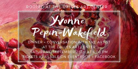 Rooted at TDAC: Yvonne Pepin-Wakefield tickets
