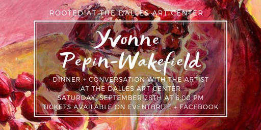 Rooted at TDAC: Yvonne Pepin-Wakefield